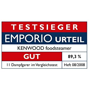 Amazon.de: Kenwood Dampfgarer Multi-Steamer FS 560