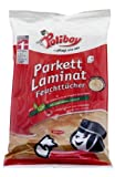 Poliboy Parkett Laminat Feuchttücher 15 Stück (DLB47)
