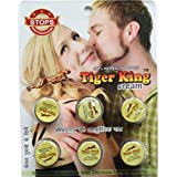 Tiger King Cream Set of 6 Pack ,100% Herbal Cream(Delay Cream for Men)