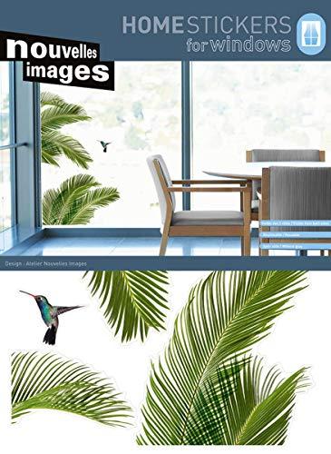 Fenstersticker XXL Palmen
