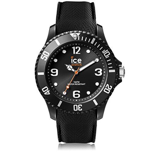 Ice-Watch - ICE sixty nine Black - Schwarze Herrenuhr mit Silikonarmband 11