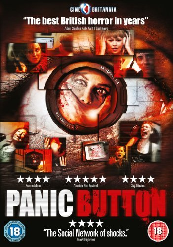 Panic Button [DVD] by Scarlett Alice Johnson