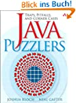 JavaTM Puzzlers: Traps, Pitfalls, and...
