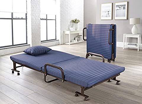 Luxury Single Folding Guest Beds with Adjustable Backrest Fold Lounge