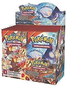 Pokemon XY05 Protoschock Display (36 Booster) [Import allemand]