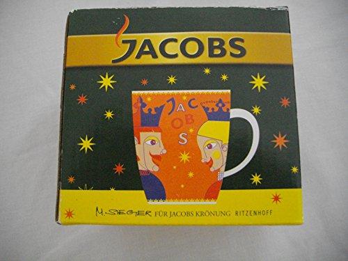 Jacobs Ritzenhoff Sammeltasse Kaffeebecher Kaffeetasse Edition 5.