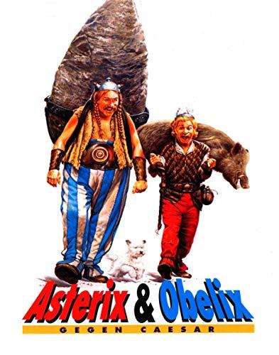Asterix und Obelix gegen Cäsar (Dorf Kostüm Das)