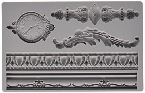 Prima Marketing hierro Orchid Diseños Vintage Art Decor molde-barroco # 6
