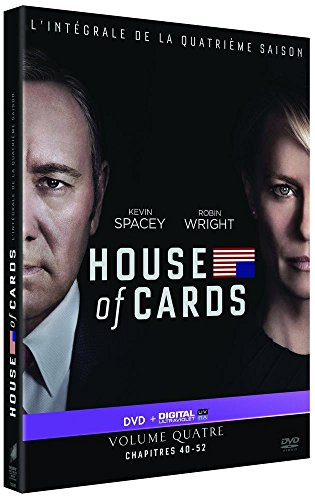 House of cards (4) : House of cards (saison 4)