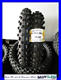 COPPIA GOMME MINI CROSS PIT BIKE PIRELLI SCORPION MID SOFT 3.00-12 3.00 12 12 14