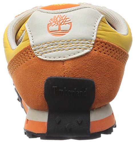Timberland Ek Greeley Low, Chaussures femme Arancione (Naranja / Amarillo)