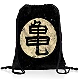 style3 Goku Roshis Turtle School Rucksack Tasche Turnbeutel Sport Jute Beutel, Rucksack Farbe:Motiv 3