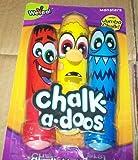 Chalk-a-doos Chalk Holders - Monsters Se...
