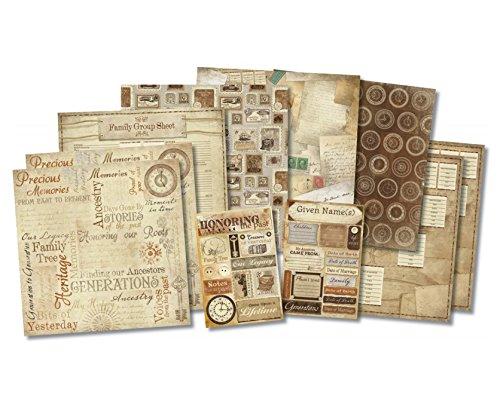 karen-foster-scrapbook-page-kit-12x12