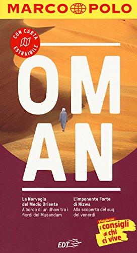 Oman. Con atlante stradale