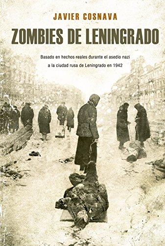 Portada Zombies de Leningrado