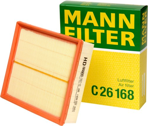Mann Filter C 26 168 Luftfilter Test