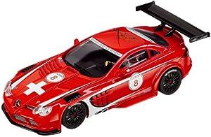 Carrera 20027318 Mercedes-Benz SLR McLaren GT SLR CLUB Trophy 2008, n.º 8 - Coche a escala Importado de Alemania