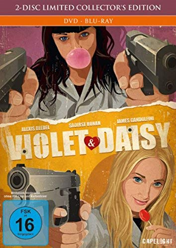 Violet & Daisy [Blu-ray] [Limited Collector's Edition] [Limited Edition]
