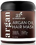 ArtNaturals Arganöl Haarkur Conditioner Maske - (4 Oz/226g) - Argan Oil Hair Mask - mit Aloe Vera und Keratin - Sulfat Frei