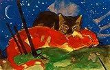 Kunstdruck / Poster: Franz Marc