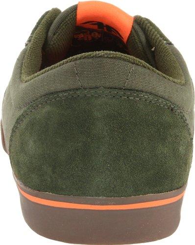 Fallen Chief 23818001, Chaussures de skateboard mixte adulte Vert - green/h.