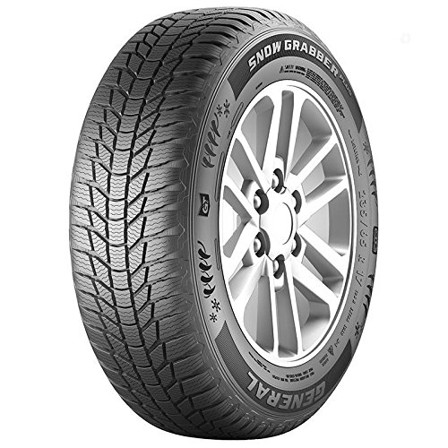 Kit 4 pz pneumatici gomme general tire snow grabber plus 265/70r16 112h tl invernali