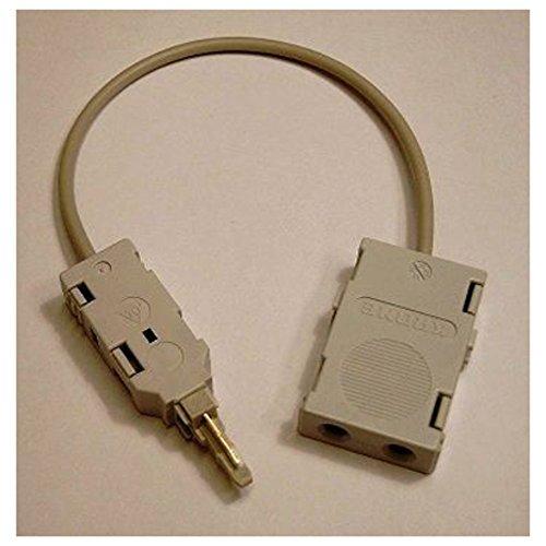 Te Connec.AMP/ADC (EU)-Kabel Adapter-70502-pol. {0} {1} 1{/1} {0}/{1} 5{/1} - Amp-adapter-kabel