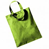 Westford Mill Mini Bag For Life - 4 Litres (One Size) (Lime)