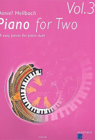 Piano For Two Vol. 3