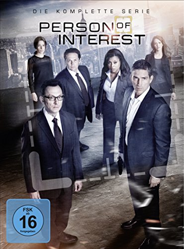 Person of Interest Staffel 1-5 (exklusiv bei Amazon.de) [Limited Edition]
