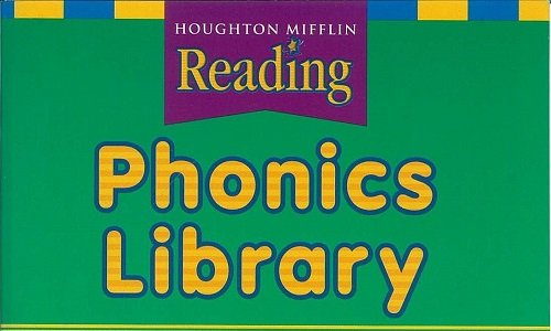 Pet Tank, Phonics Library Take Home Level 1, Set of 5: Houghton Mifflin the Nation's Choice (Hm Reading 2001 2003) (Pet-tank)