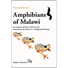 Amphibians of Malawi: An analysis of their richness and community diversity in a changing landscape