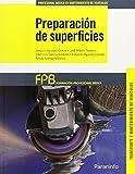 Preparación de superficies (Transporte Manteni. Vehiculos)
