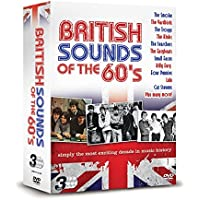 British Sounds of the 60's
