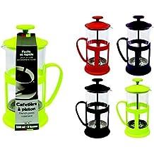 CMP - Cafetera Embolo Inox Colores Cmp 3 Tz