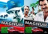 Magnum - Die komplette 3. + 4. Staffel (12-Disc   2-Boxen)