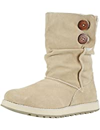 Skechers Keepsakes Freezing Temps 47221 CHOC - Botas fashion de cuero para mujer