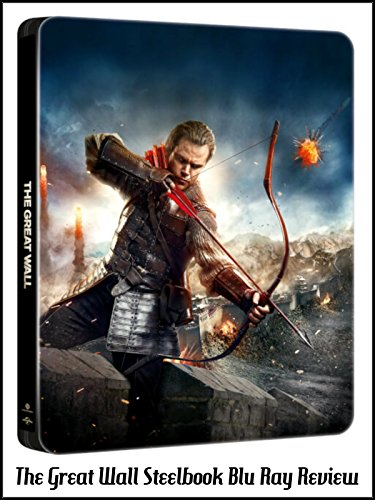 Review: The Great Wall Steelbook Blu Ray Review [OV]