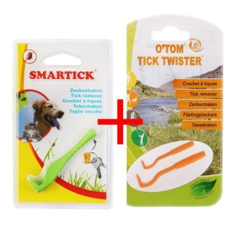 OTOM & OTOM Outdoor Zeckenhaken-Kombination