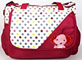 Best Travel Baby Toys - Rachna's Polka Dots Elephant Print Multi-Purpose Travel Organizer Review