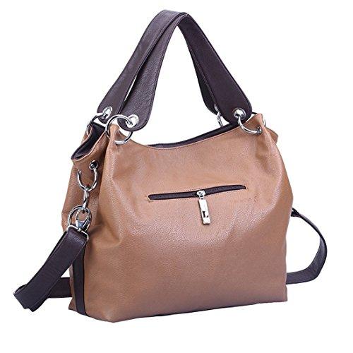 itechor-donne-eleganti-stile-giuntura-pu-cuoio-hobo-borse-crossbody-borsa-borsetta-marrone-chiaro