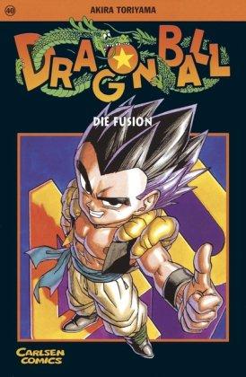 Carlsen Verlag GmbH Dragon Ball, Bd.40, Die Fusion