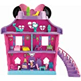 Disney Fisher Price - La casa mágica de Minnie Mouse