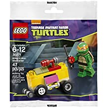 LEGO Tenage Mutatnt Ninja Turtles: Mikey's Mini Shellraiser Jeu De Construction 30271 (Dans Un Sac)