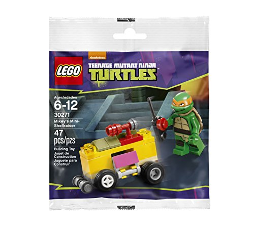 Lego 30271 Teenage Mutant Ninja Turtles Shellraiser - Spielzeug Ninja-lego