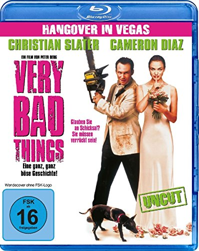 Very Bad Things - Hangover in Vegas [Blu-ray]