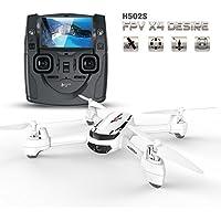 Goolsky H502S 5,8 G FPV Drone con 720p HD camera GPS Quadcopter ,mi segua funzione & Modalità di CF& Ritorno automatico Funzione