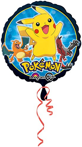 nballon Pokémon (Joker Film Kostüm)