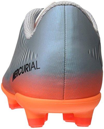 Nike Unisex-Kinder Jr Mercurial Vortex Iii Cr7 Fg Fußballschuhe Grau (Cool Grey/Mtlc Hematite-Wolf Grey-Total)